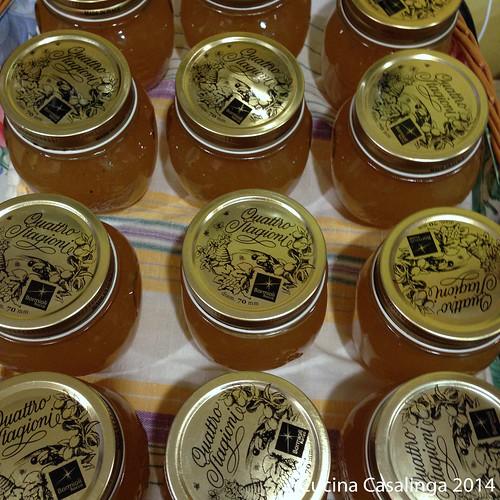 Clementinen-Trauben-Marmelade Glaeser