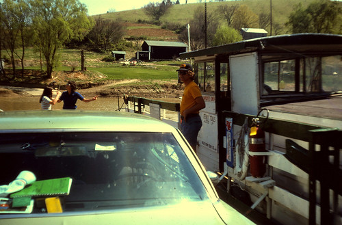 roadtrip springbreak ccc 1976 campuscrusadeforchrist ohiouniversity kentuckyriver valleyviewferry paragonexperience