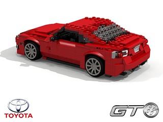 Toyota GT86 - 2012
