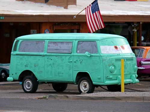 Fillmore - Route 66, Seligman, Arizona