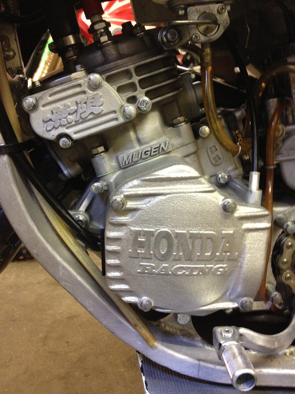 HRC replica covers for Honda CR 125/250/500 - For Sale/Bazaar - Motocross Forums / Message ...