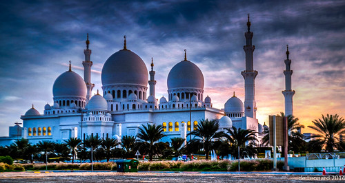 grand mosque zayed abu dhabi sheikh