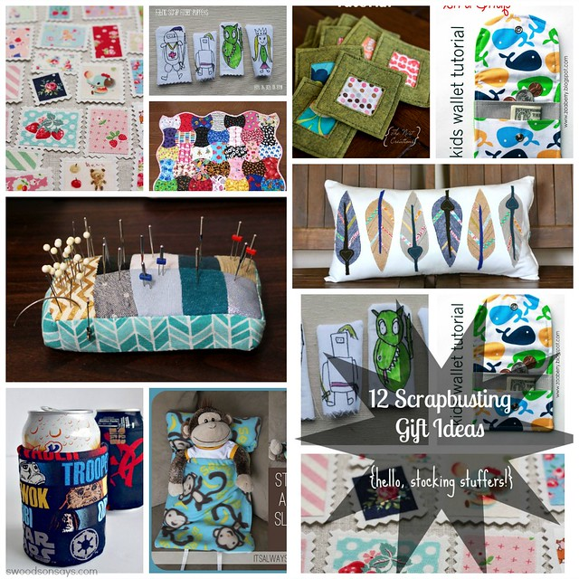 Gifts From Fabric Scraps