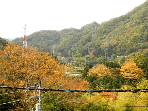 japan yamanashi yanagawa otsuki
