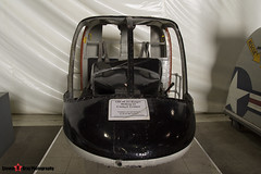 OH-58 Jet Ranger Helicopter Cockpit Trainer - Tillamook Air Museum - Tillamook, Oregon - 131025 - Steven Gray - IMG_7915