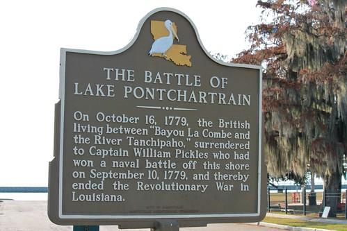 Battle of Lake Pontchartrain - December 11, 2014