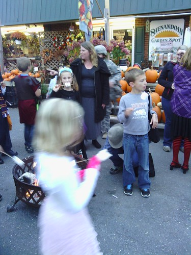 Oct 31 2014 2nd grade pumpkin party (5)