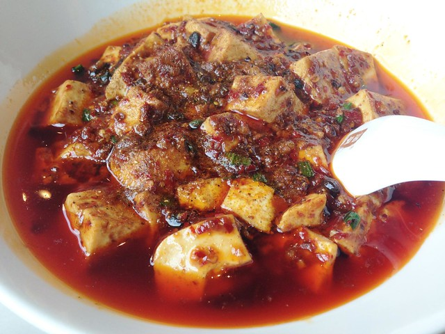 Hot and Spicy Mapo Tofu @Shunxing Restaruant, Shanghai | Flickr ...
