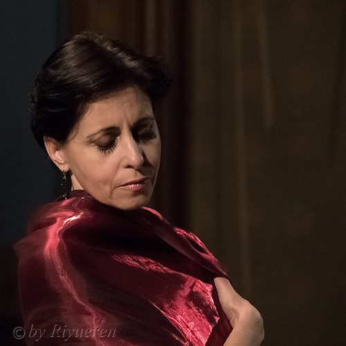 Sabina Macculi, voce d'anima