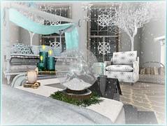 X-mas 2014   Finishing Touches Snowglobe