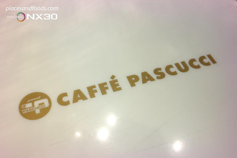 caffe pascucci logo