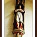 9 - Chalon-sur-Saône Cathédrale Saint-Vincent Statue de Saint-Charles Boromée vêtu en cardinal, 19ème siècle ©melina1965