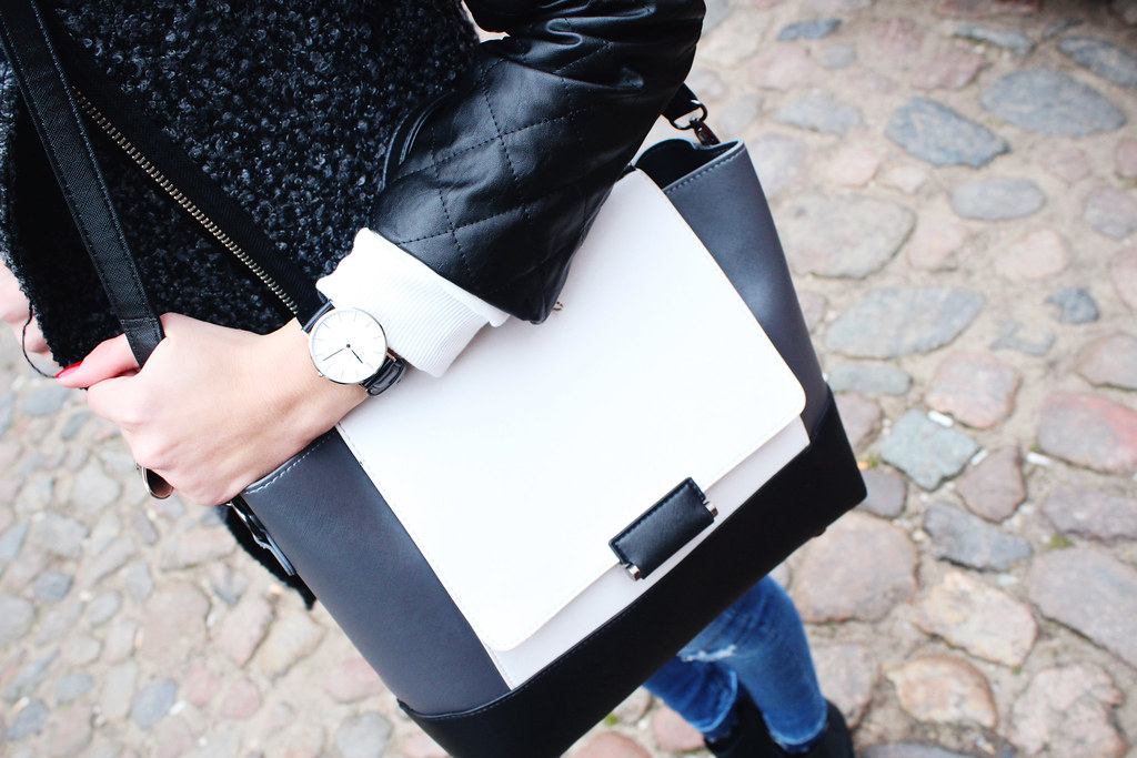 black-and-white-bag-lovelywholesale