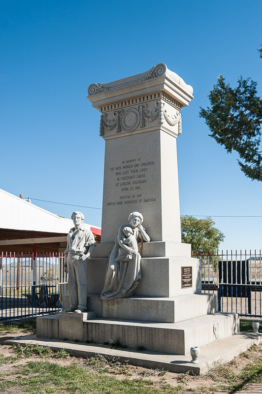 an overview of the infamous ludlow massacre Infamous ludlow massacre will have no difficulty identifying the fictional  characters in  in his perceptive and enlightening introduction, which sets the  histori.