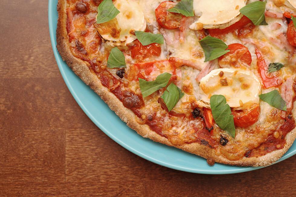 spelttipizza