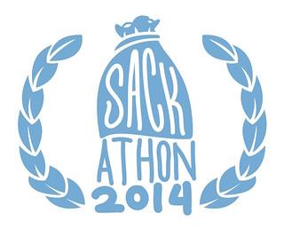 Sackathon 2014 Logo