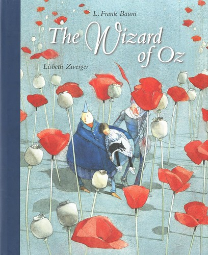 Wizard of Oz illustrated by Lisbeth Zwerger