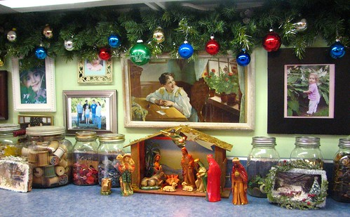 1970 Sears nativity