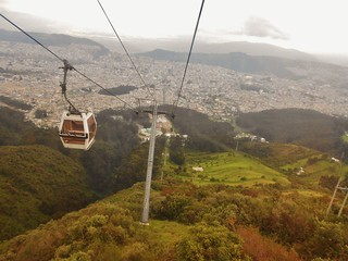 TeleferiQo in Quito