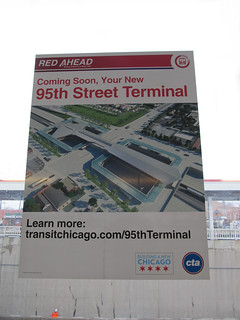 New 95th Street CTA Terminal Renderings