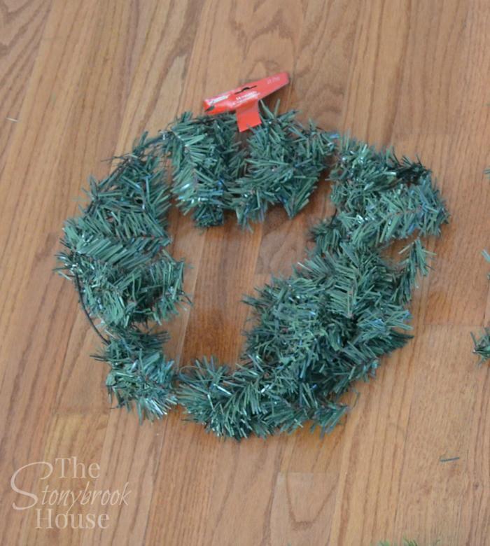 Scrawny Ugly Wreath