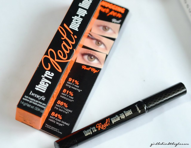 Benefite They're Real Push Up Liner2