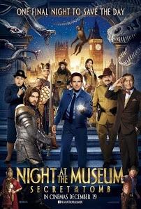Đêm Ở Viện Bảo Tàng: Bí Mật Hầm Mộ - Night At The Museum:... (2014)
