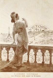 1915, l'Aurore nouvelle.