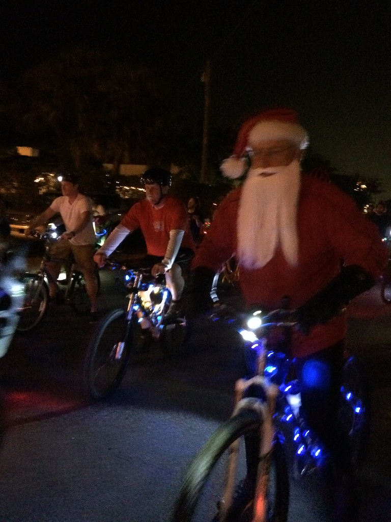 Christmas Choppernite 2014