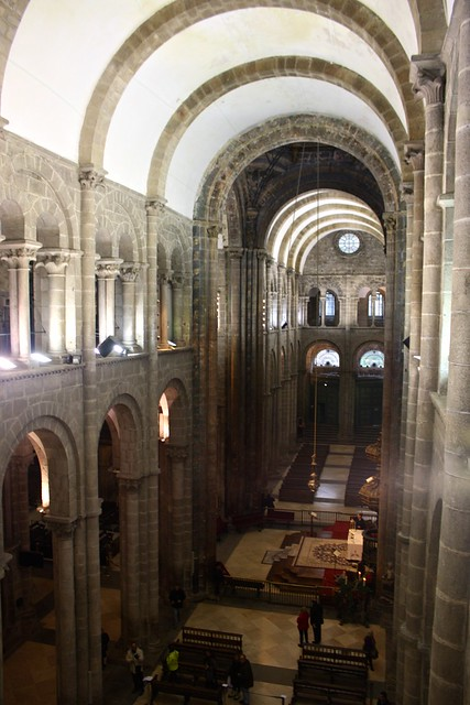 Guided tour of Santiago de Compostela cathedral