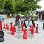 Chess, Cathedral Square