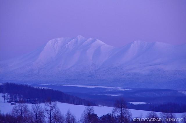 Twilight-オプタテシケ山2