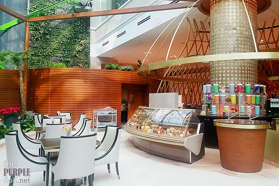 Oasis Garden Cafe at Solaire's Sky Tower