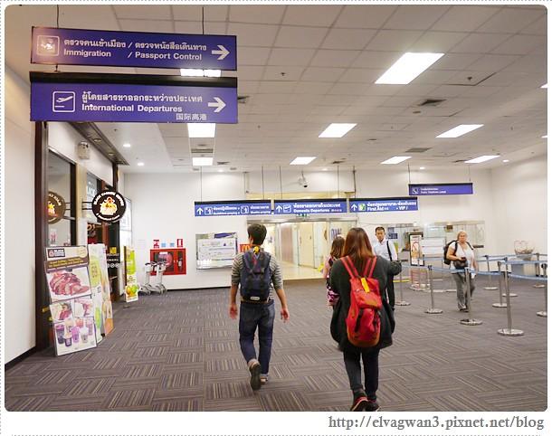 泰國-清邁-Maya百貨-Naraya-曼谷包-退稅單-退稅教學-退稅流程-機場退稅-Vat Refund-Tax Free-Tax Refund-出入境表填寫-落地簽-泰國落地簽-落地簽注意事項-泰國機場-10-400-1