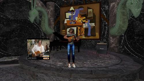 Joe Rizzo Concert at Thyilea