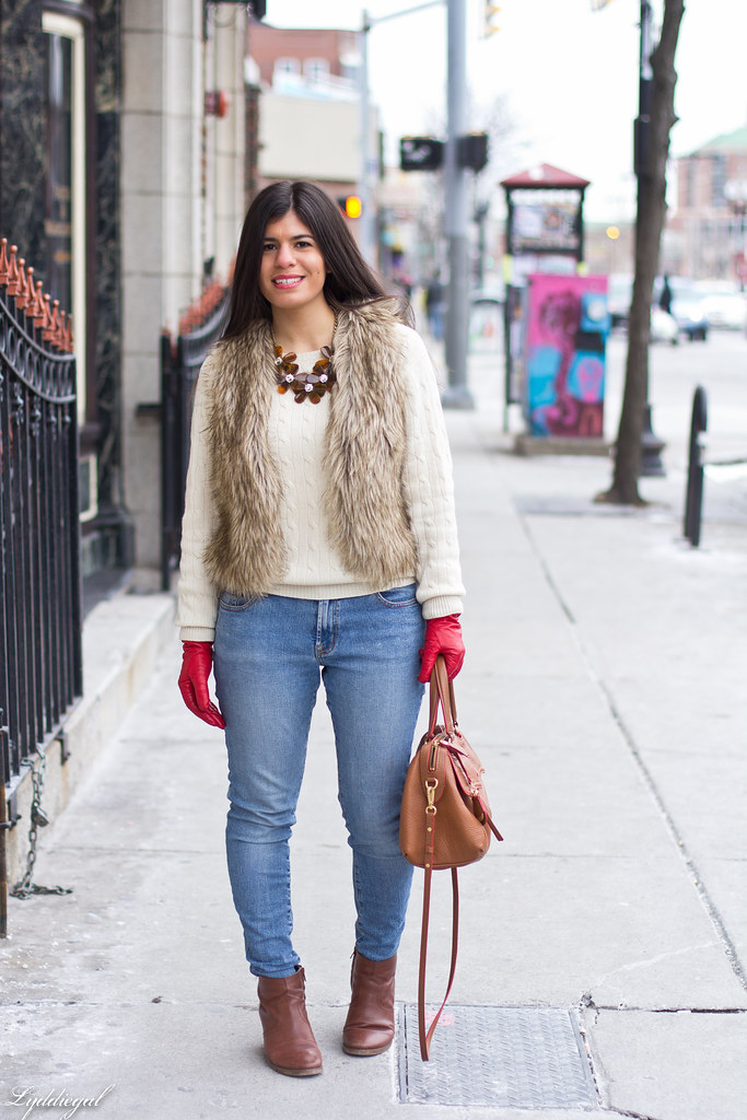 cream sweater, denim, fur vest-1.jpg