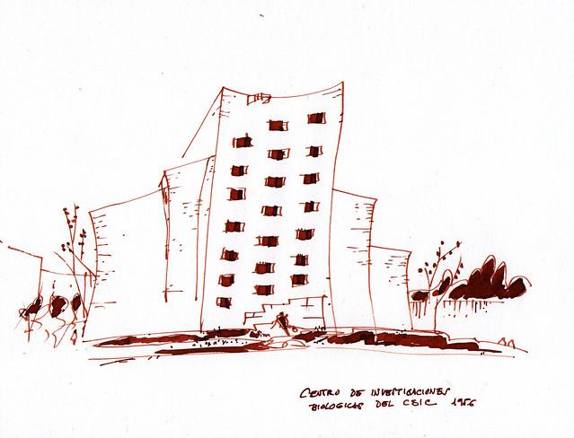 dibujos pendientes, Madrid