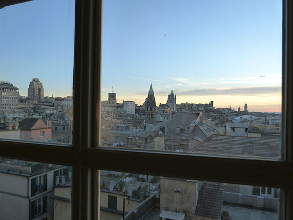 fenêtre palais rouge