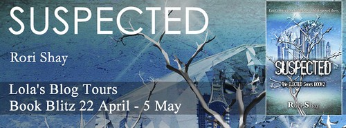 Book Blitz: Suspected by Rori Shay