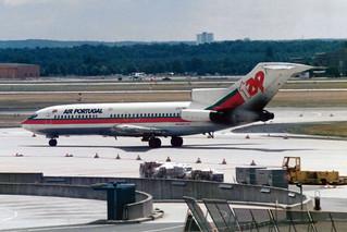 """TAP Air Portugal Boeing 727-82C CS-TBO """"Costa do Estoril"""""""