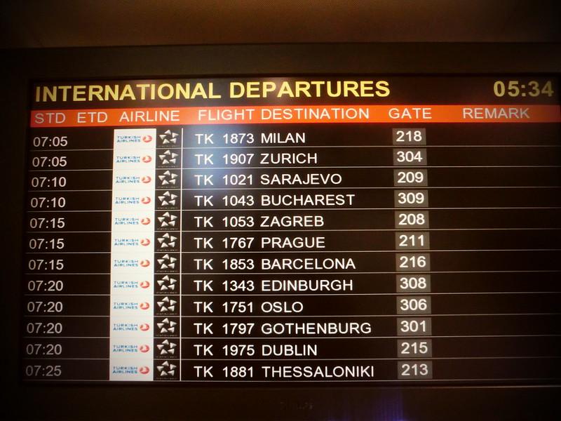 克羅埃西亞-土耳其航空- Turkish Airlines-17度C隨拍  (96)