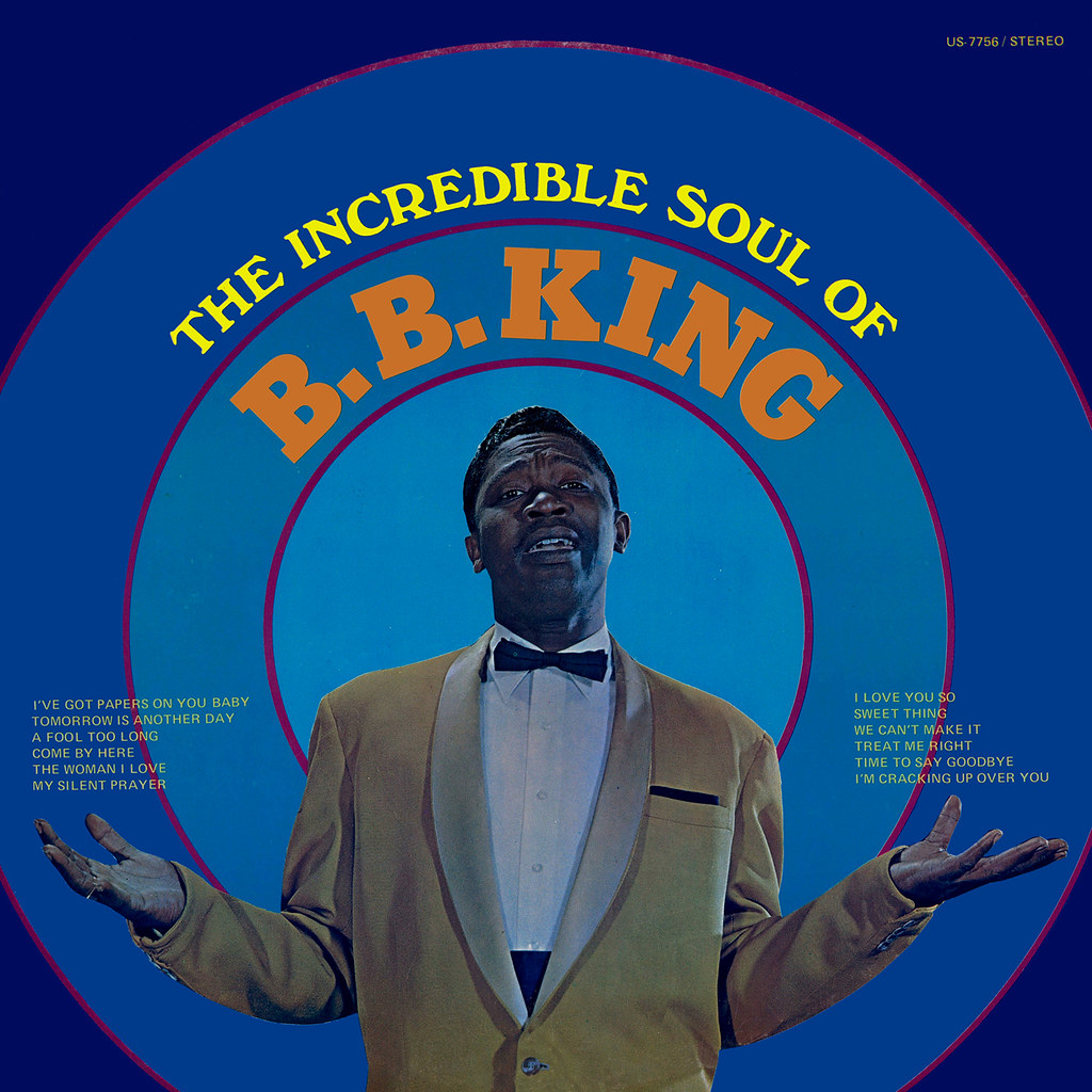 BB King - The Incredible Soul of BB King