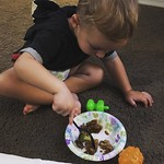 This toddler loves Thai food. by bartlewife