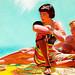 Sunbathers by Edwin Georgi by Tom Simpson
