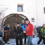 Tschuggen-Weekend 27.-29.03.2015