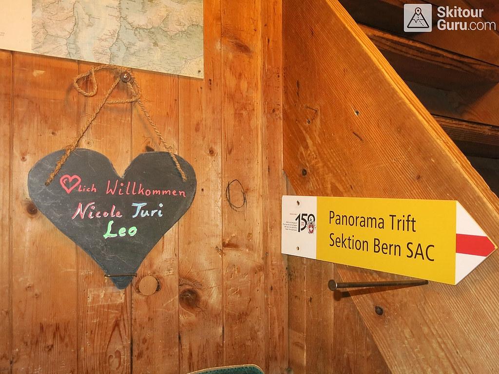 Trifthütte Urner Alpen Switzerland photo 04
