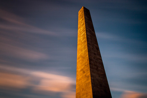 sunset monument boston massachusetts le charlestown revolutionarywar freedomtrail bunkerhillmonument nd110