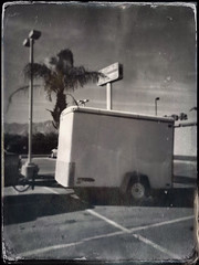 iPhone Trailer Tintype