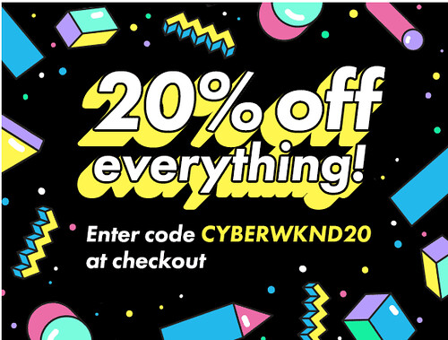 ASOS BLACK FRIDAY CYBER WEEKEND DISCOUNT CODE