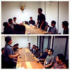 Pizza Data First Event @ Co n Co Bandung